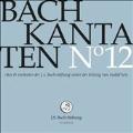 J.S.Bach: Cantatas Vol.12