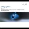 Wolfgang Rihm: Spharen