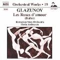Glazunov: Orchestral Works Vol.19