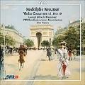 R.Kreutzer: Violin Concertos No.15, No.18, No.19 / Laurent Albrecht Breuninger, Alun Francis, SWR Rundfunkorchester Kaiserslautern