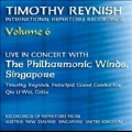 Timothy Reynish - Internaional Repertoire Recordings Vol.6 - Live in Concert with The Philharmonic Winds, Singapore
