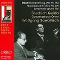 モーツァルト: 交響曲第25番&第40番、ピアノ協奏曲第14番