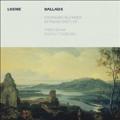 Loewe: Ballads / Eberhard Buechner, Theo Adam et al