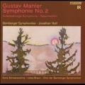 "Mahler: Symphony No.2 ""Ressurection"""