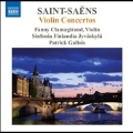 Saint-Saens: Violin Concertos No.1-No.3