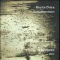 Maurice Ohana: Etudes d'Interpretation