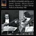 Ida Presti & Alexandre Lagoya Vol.4 - Studio & Live Recordings 1965