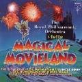 Visits Magical Movieland