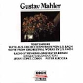 Mahler: Todtenfeier, Suite From Works by Bach / Lopez-Cobos