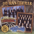 20 Rancheras  [CD+DVD]