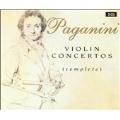 Paganini: Violin Concertos / Dubach, Sasson, Foster, et al