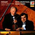 Mozart: Violin Sonatas K 304, 377, etc / Stern, Bronfman