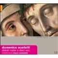 D.Scarlatti : Stabat Mater a dieci voci, Missa quatuor vocum/ Rinaldo Alessandrini(cond), Concerto Italiano, etc