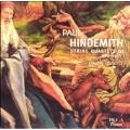 Hindemith: String Quartets no 1-6 / Kocian Quartet