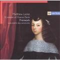 Locke: Consort of Fower Parts / Nicholson, North, Fretwork