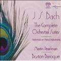 Bach: Orchestral Suites / Martin Pearlman, Boston Baroque