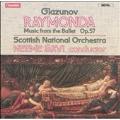 Glazunov: Raymonda / Jaervi, Scottish National Orchestra