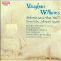 Vaughan Williams: Sinfonia Antarctica, etc / Thomson, LSO