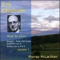 Erik Chisholm: Music for Piano Vol.7