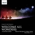 D.Bednall: Welcome All Wonders - A Christmas Cantata