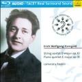 E.W.Korngold: String Sextet Op.10, Piano Quintet Op.15