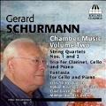 Gerard Schurmann: Chamber Music Vol.2