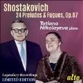 Shostakovich: 24 Preludes & Fugues Op.87