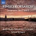 Rimsky-Korsakov: Symphony No.1 and No.3