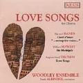 Songs of Love for Chorus / Frank Albinder, Woodley Ensemble