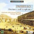 Paisiello: Overtures / Mazzola, Swiss Italian Orchestra