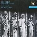 H.Schutz: Symphoniae Sacrae / Matteo Messori, Cappella Augustana