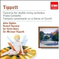 Tippett: Concerto for Double String Orchestra / Rudolf Barshai(cond), Rudolf Barshai Orchestra, Bath Festival Orchestra
