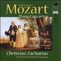 Mozart: Piano Concertos Vol 1 / Zacharias, Lausanne CO