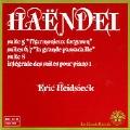 Handel: Complete Suites Vol.1; No.5-8 / Eric Heidsieck(p)