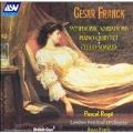 Franck: Symphonic Variations, etc / Roge, Pople
