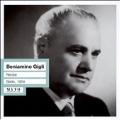 Beniamino Gigli in Berlin 1954; Handel, Verdi, Puccini, Bizet, etc / Enrique Sivieri(cond), Zoltan Fekete(cond), RIAS Symphony Orchestra