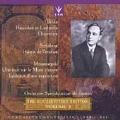 Koussevitsky Edition Vol 1 - Glinka, Scriabin, Moussorgsky