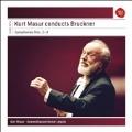 Bruckner: Symphonies No.1-9<完全生産限定盤>