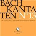 J.S.Bach: Cantatas Vol.13