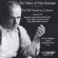 The Music of Alan Shulman / Antek, Bernstein, NBC SO, et al
