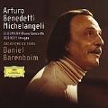 Schumann: Piano Concerto; Debussy: Images Book 1 & 2 / Arturo Benedetti Michelangeli, Daniel Barenboim, Paris Orchestra