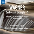 Wagner: Orchestral Excerpts Vol.3