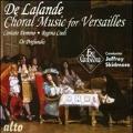 M.R.de Lalande: Choral Music for Versailles (Grands Motets)