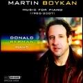 Martin Boykan: Music for Piano 1986-2007