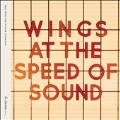Wings At The Speed Of Sound: Deluxe Edition [2CD+DVD+BOOK]<完全限定盤>
