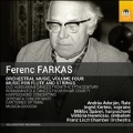 Ferenc Farkas: Orchestral Music Vol.4 - Music for Flute and Stings