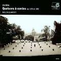 Dvorak: String Quartet Op 105 & 106 / Melos Quartet