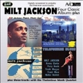 Four Classic Albums Plus (Plenty Plenty Soul/The Jazz Skyline/Milt Jackson/Telefunken Blues)