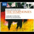 W.Schuman: The Symphonies
