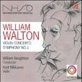 William Walton: Violin Concerto, Symphony No.1